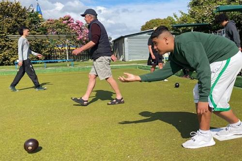Opportunities Sport Lawn Bowls