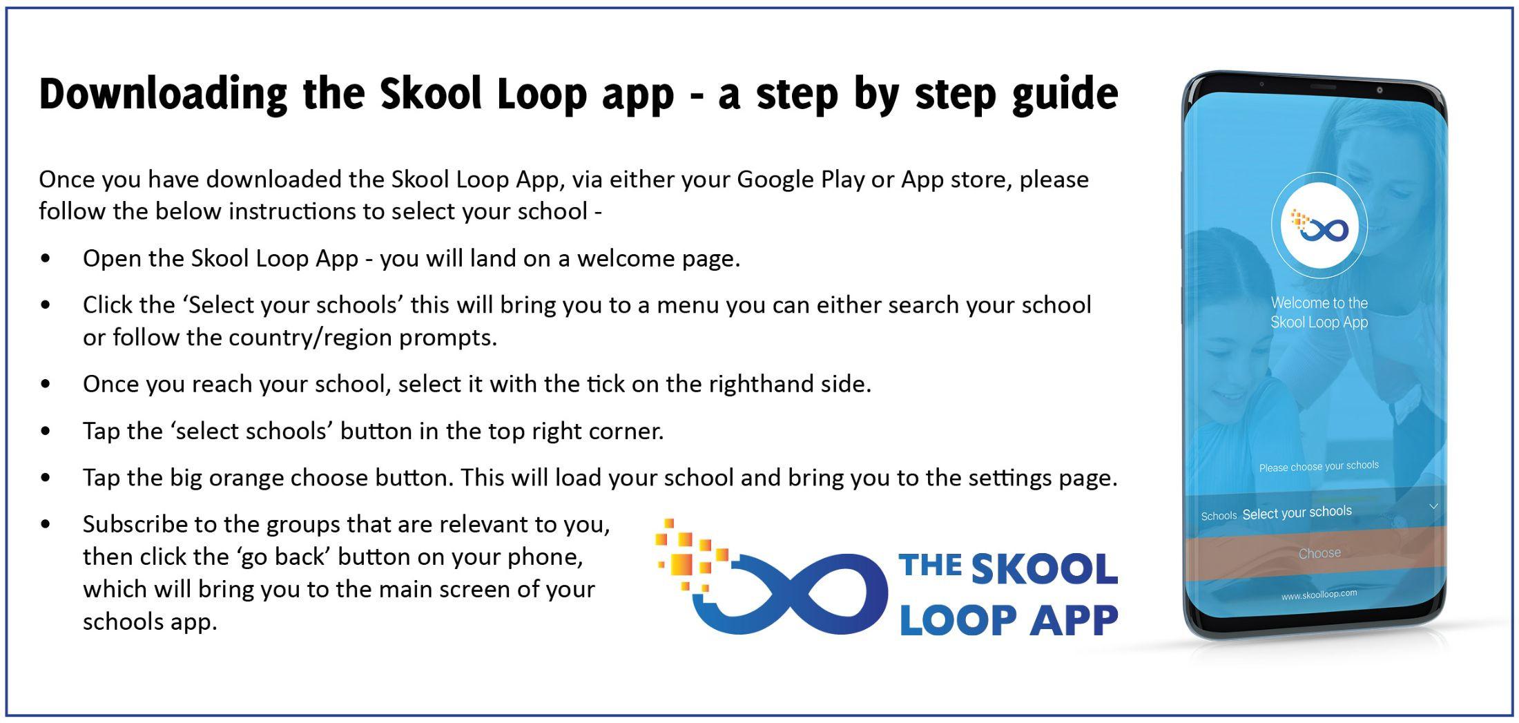 Skool Loop How To Download